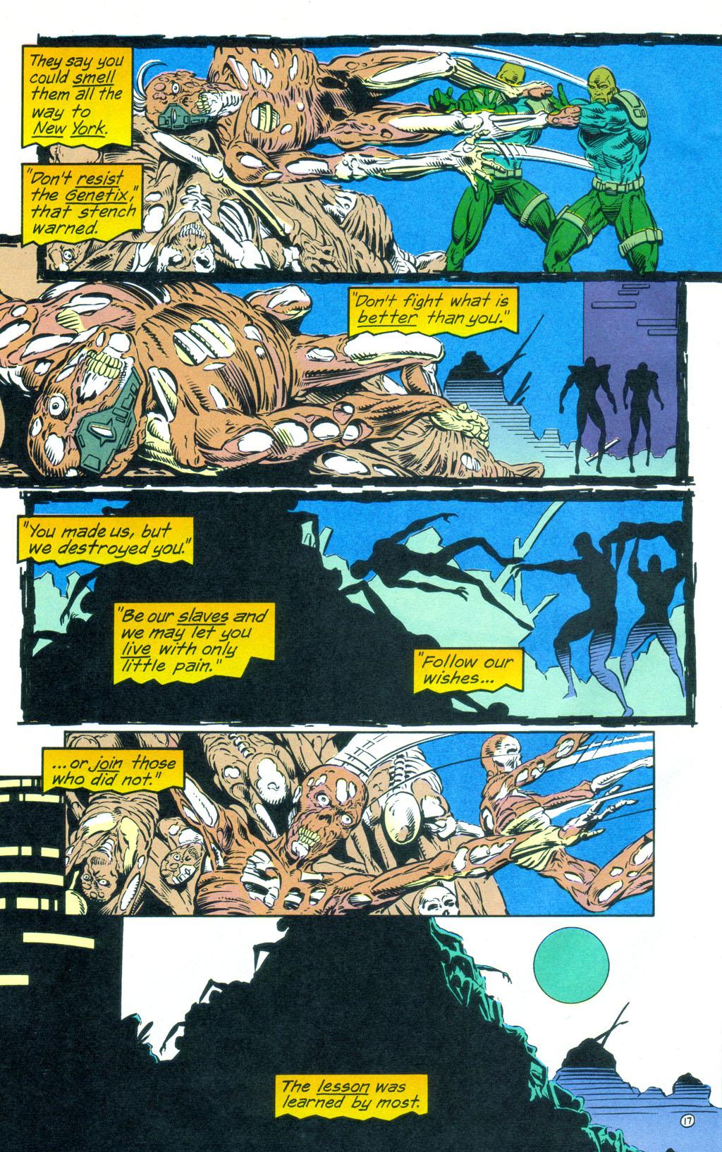 Deathstroke (1991) Annual 3 #3 - English 18