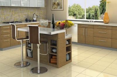 Desain Warna Keramik Lantai Dapur Dan Kamar Mandi Rumah Minimalis