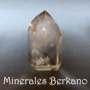 Minerales Berkano