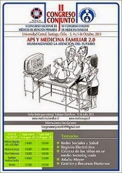 CONGRESO MÉDICOS APS 2013