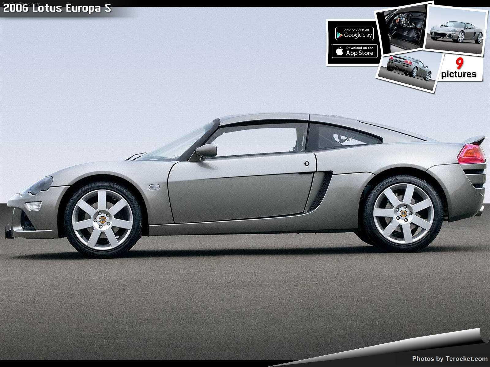 Hình ảnh siêu xe Lotus Europa S 2006 & nội ngoại thất