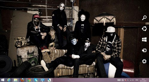 Hollywood Undead Theme For Windows 7 And 8 8.1