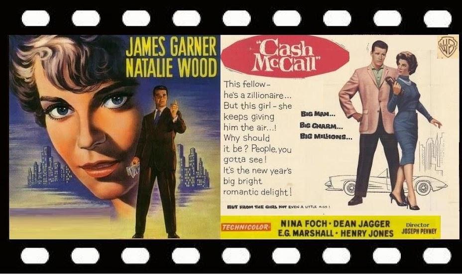 CASH McCALL (1960) WEB SITE