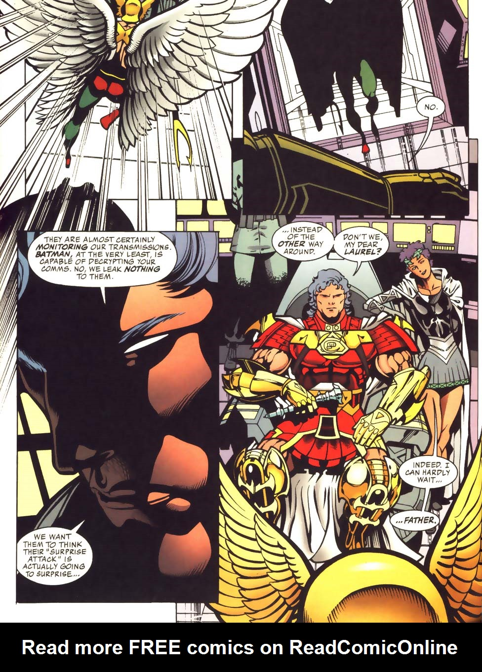 JLA 80-Page Giant - Chapter  3 | pic 54