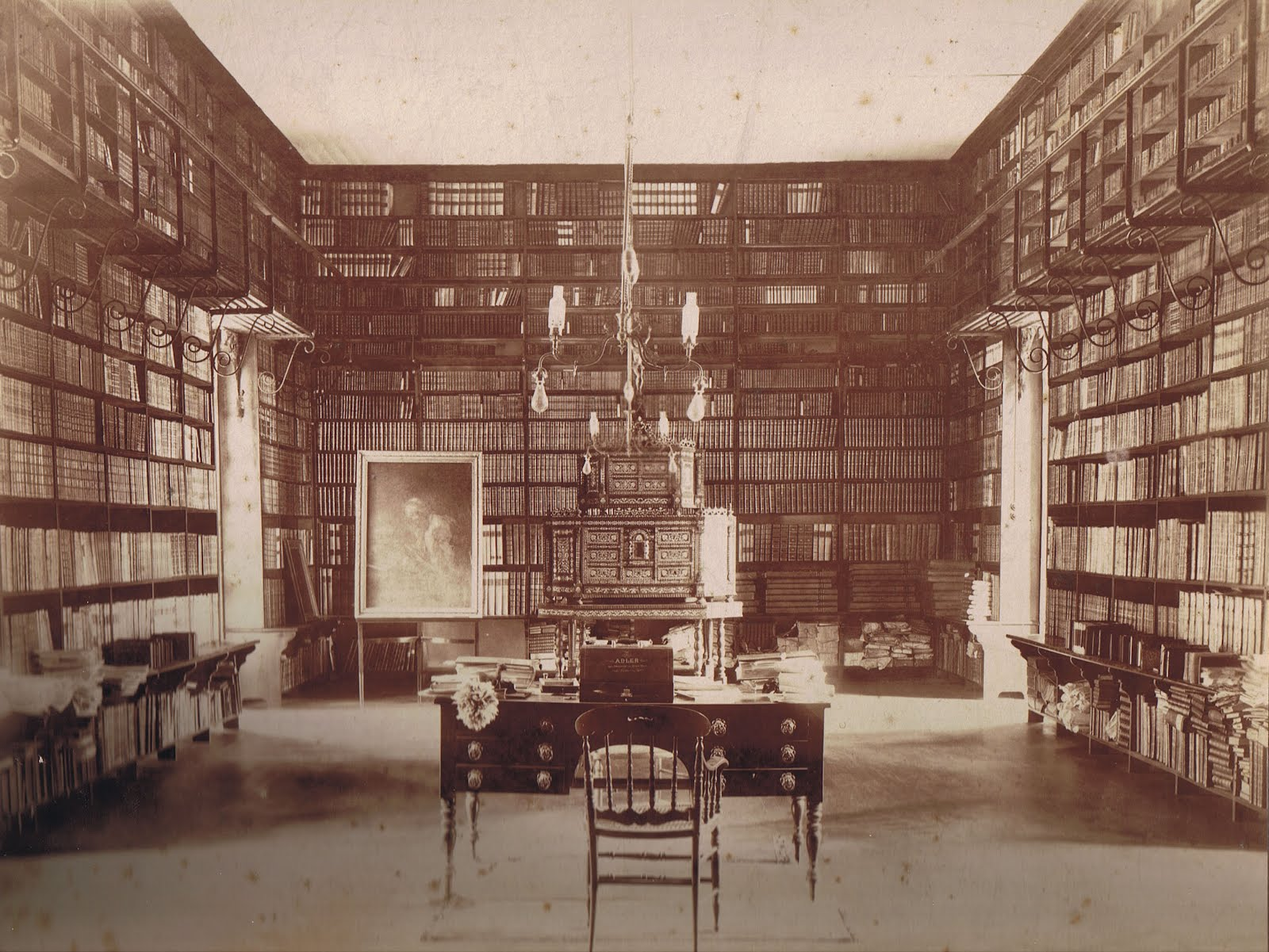 Biblioteca Patrimonial Recoleta Dominica: Historia de la ... Felipe Santiago