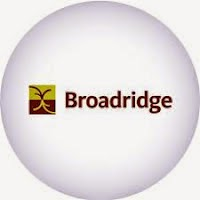 Freshers Walkin for Job in Broadridge for BBM/BBA/B.Com/MBA/M.Com 2013 and 2014 pass outs