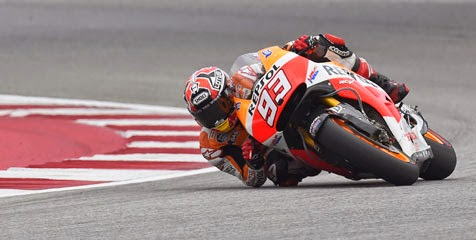Hasil dan Klasemen Terbaru MotoGP 2014 Usai Seri Austin