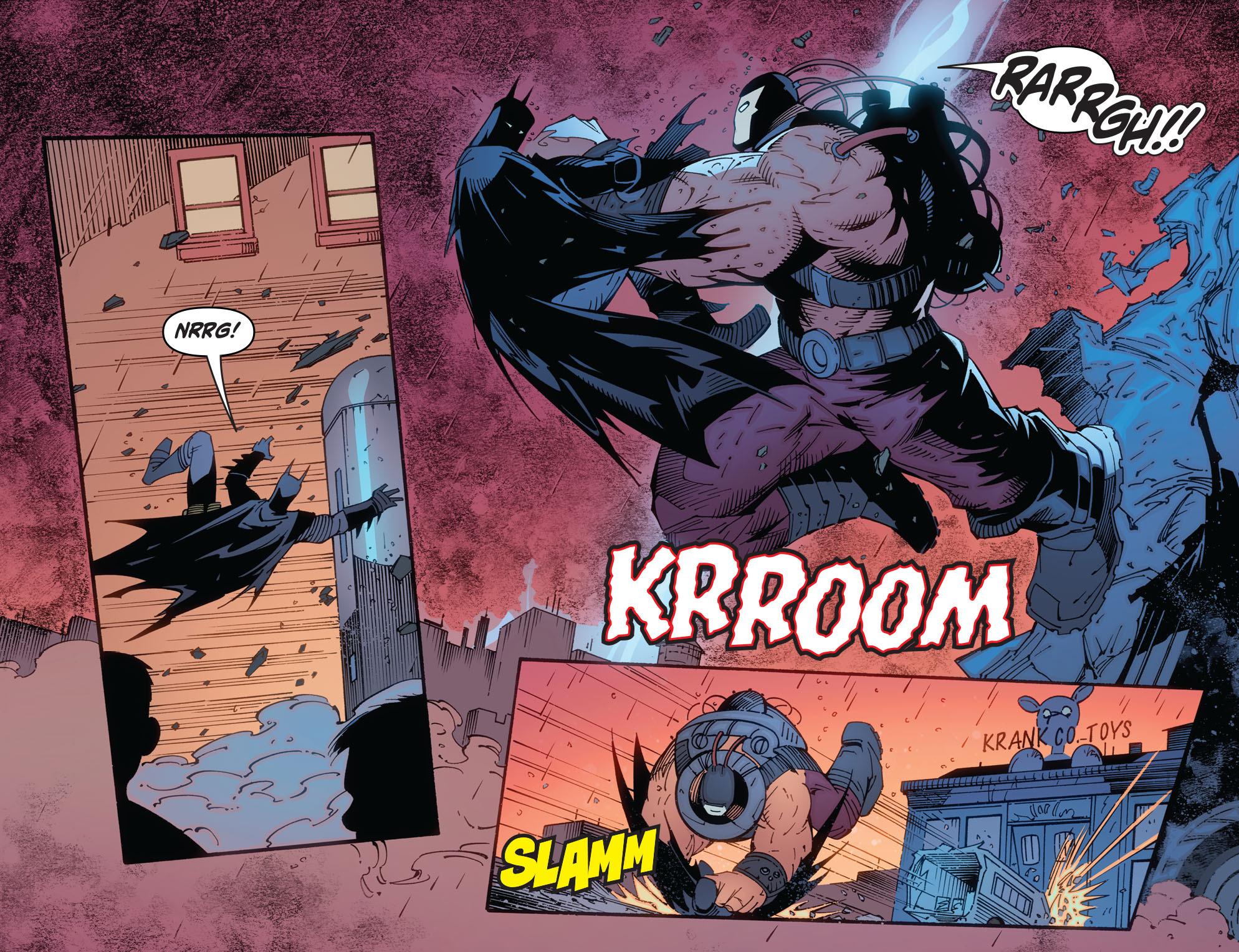Batman: Arkham Knight [I] Issue #15 #17 - English 21