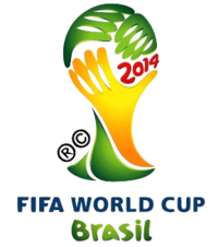 meaning 2014 world cup logo brazil