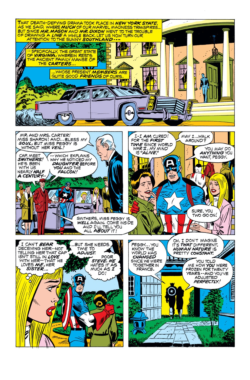 Captain America (1968) Issue #163 #77 - English 4