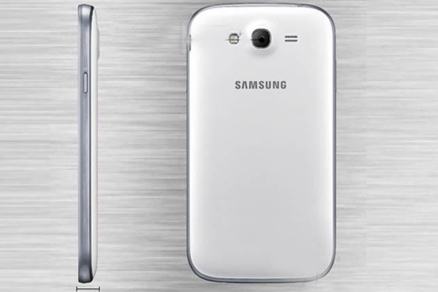 Samsung Unveils Galaxy Grand Smartphone