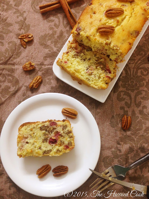 ... divine quick bread that my family and I LOVED. I am sure you will too