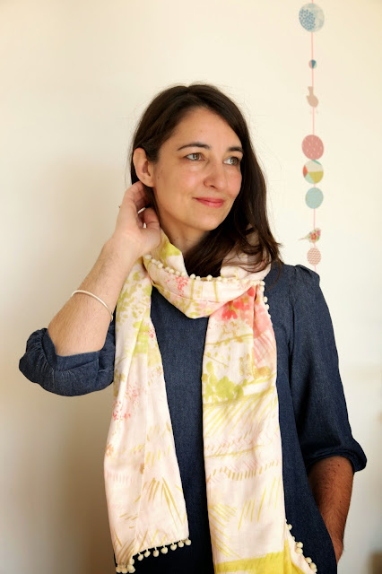 Nani Iro scarf