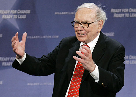 Biografi Warren Buffet