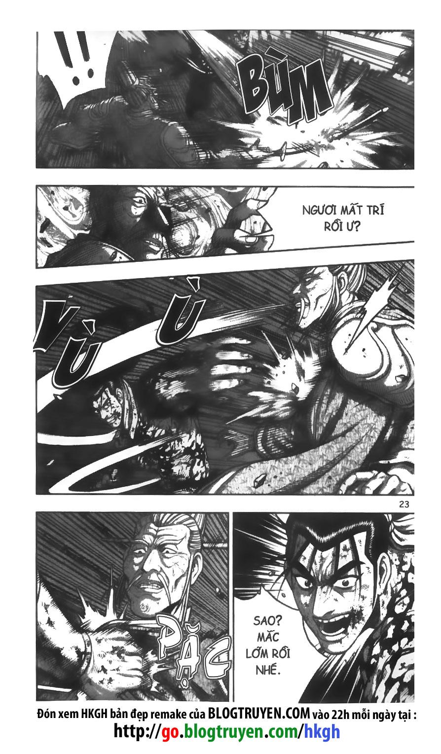 Hiệp Khách Giang Hồ chap 357 Trang 7 - Mangak.info