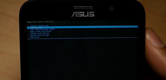 Cara Root Asus Zenfone 2 Tanpa Pc Modemudah