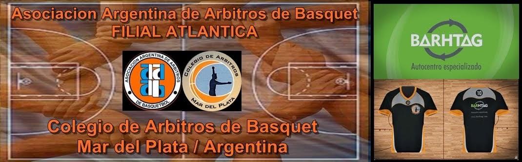 Colegio de Arbitros de Basquet /Mar del Plata