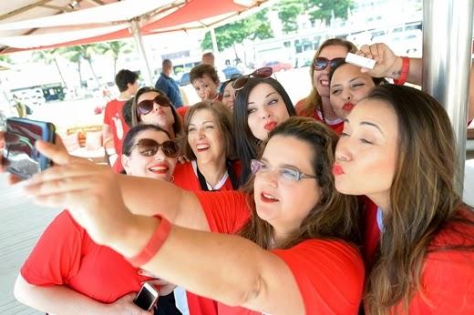 Blogueiros #Vivapositivamente