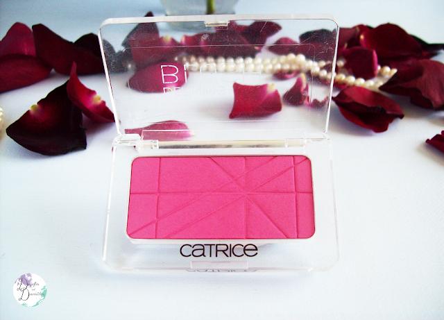 Catrice, defining, blush, pinkerbell
