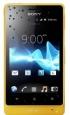 Harga Sony Xperia Go