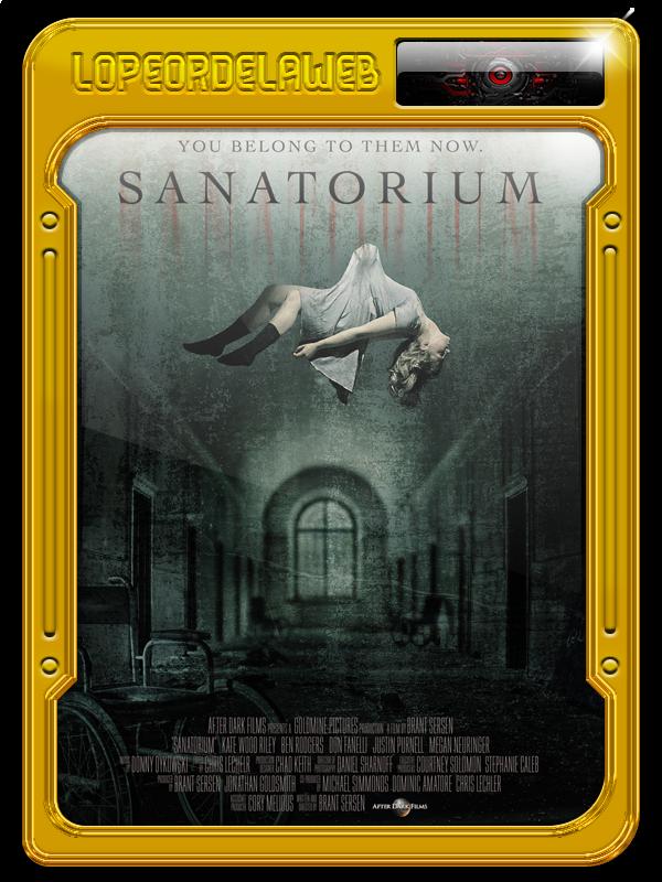 Sanatorium (2013) (Terror) [BrRip-720p-Dual-MEGA]