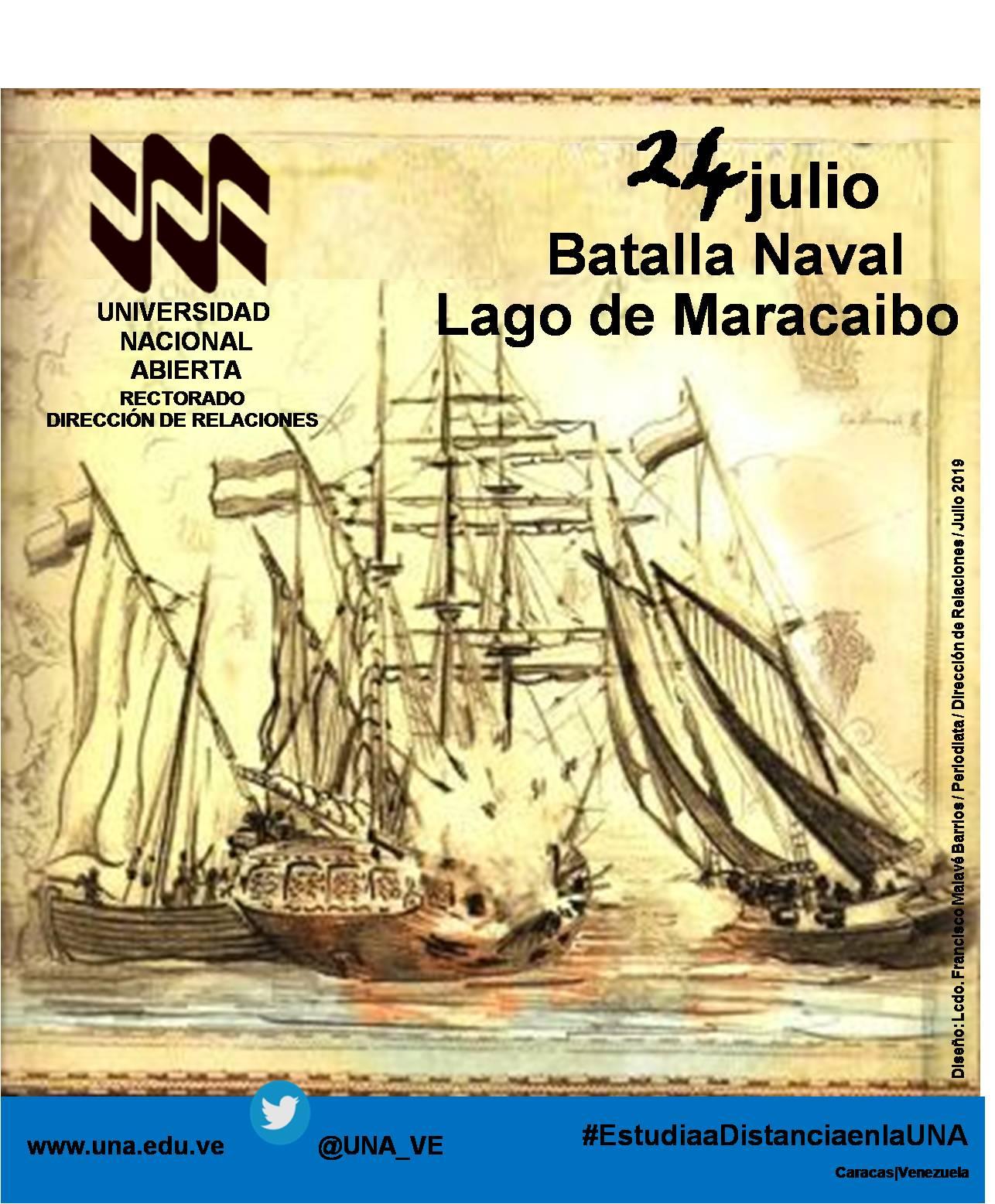 Dia de la Batalla Naval de Maracaibo