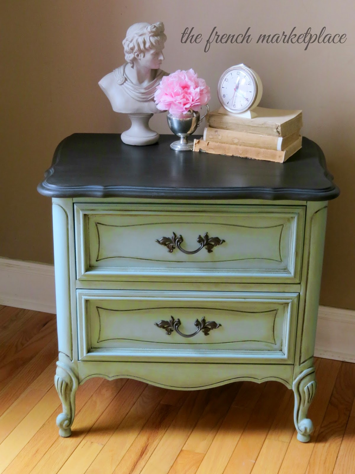 musings from a french cottage painted furniture