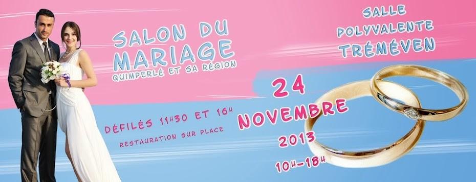 Salon du mariage de Quimperlé et sa région
