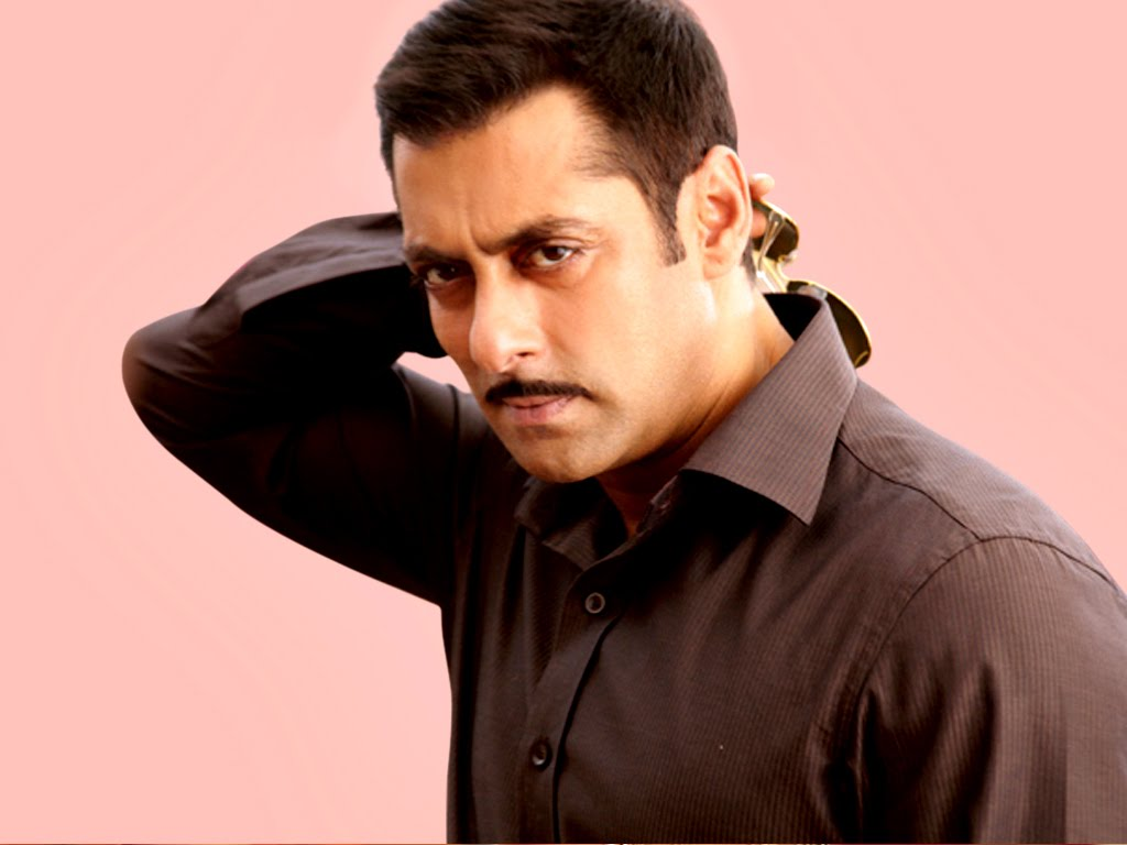 Salman Khan New Movie Wanted Wallpapers 2009