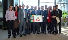 """*CONVENTION DU MEDEF : """"BENCHMARKER C'EST LA SANTE"""" au PARLEMENT EUROPEEN A BRUXELLES *"""