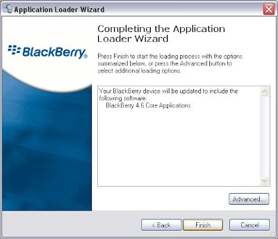 Blackberry Agan dan Sista udah berhasil ga kedap-kedip lagi dahh,,,