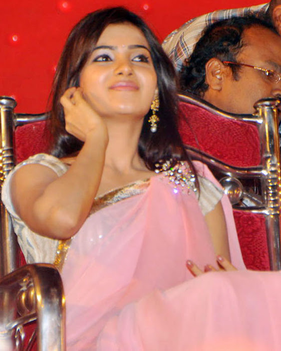 samantha at dookudu 50 days function actress pics