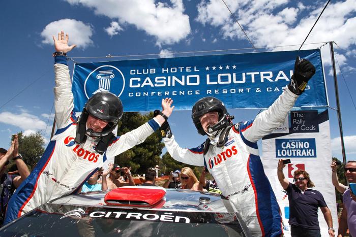 Primera victoria para Robert Kubica