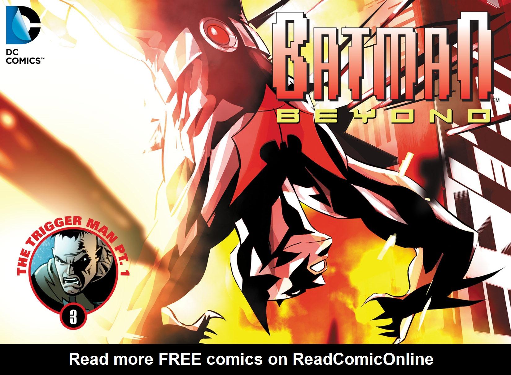 Batman Beyond (2012) Issue #3 #3 - English 1