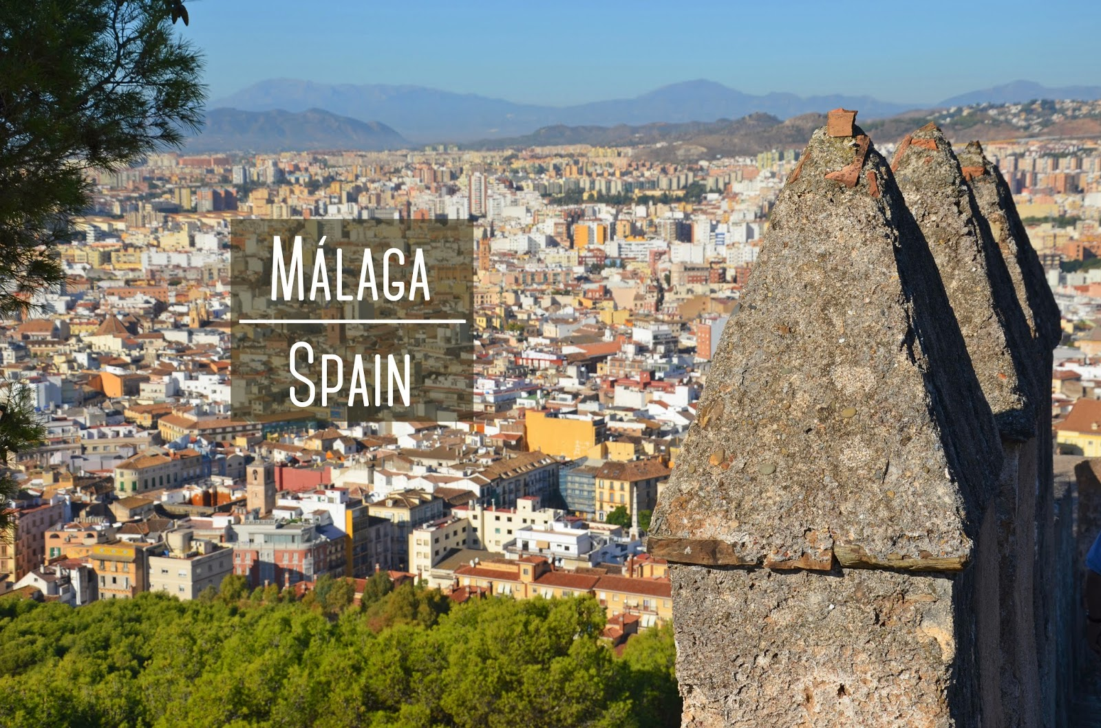 Malaga Spain  city photo : day 7 of our spanish cruise brought us back to spain and to the ...