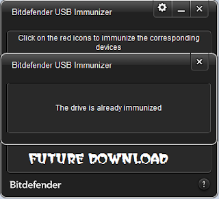 Download Bit Defender USB Immunizer