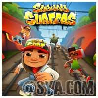 Subway Surfer Logo