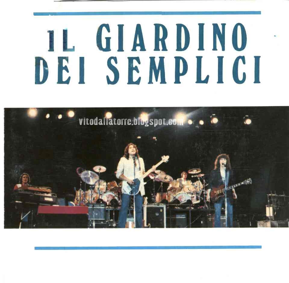 Il giardino dei semplici il giardino dei semplici 1979 - Il giardino dei semplici ...