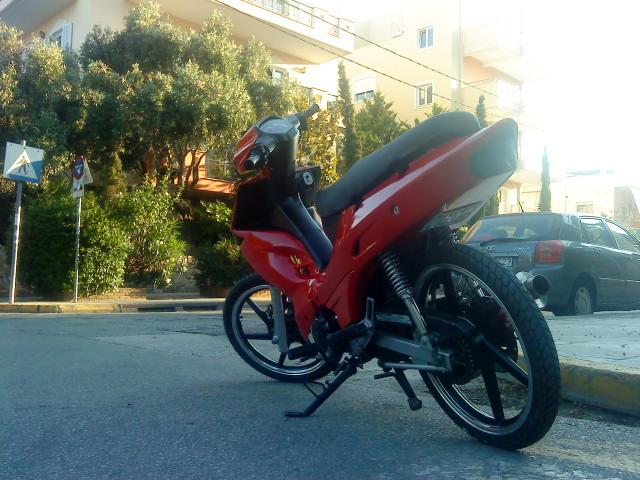 Daytona Sprinter Tuning >> Mikrowio me dio rodes: Daytona Sprinter