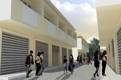 Jasa Desain Gambar Pasar Swalayan