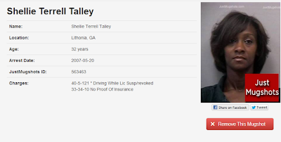 shellie bo talley arrested in georgia