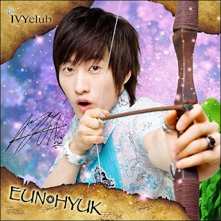 Lee HyukJae &#8211; EunHyuk Super Junior