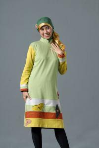 Baju Muslim Muslimah Gaul