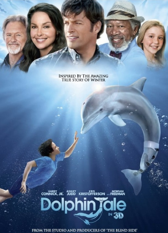 Dolphin Tale movie poster download