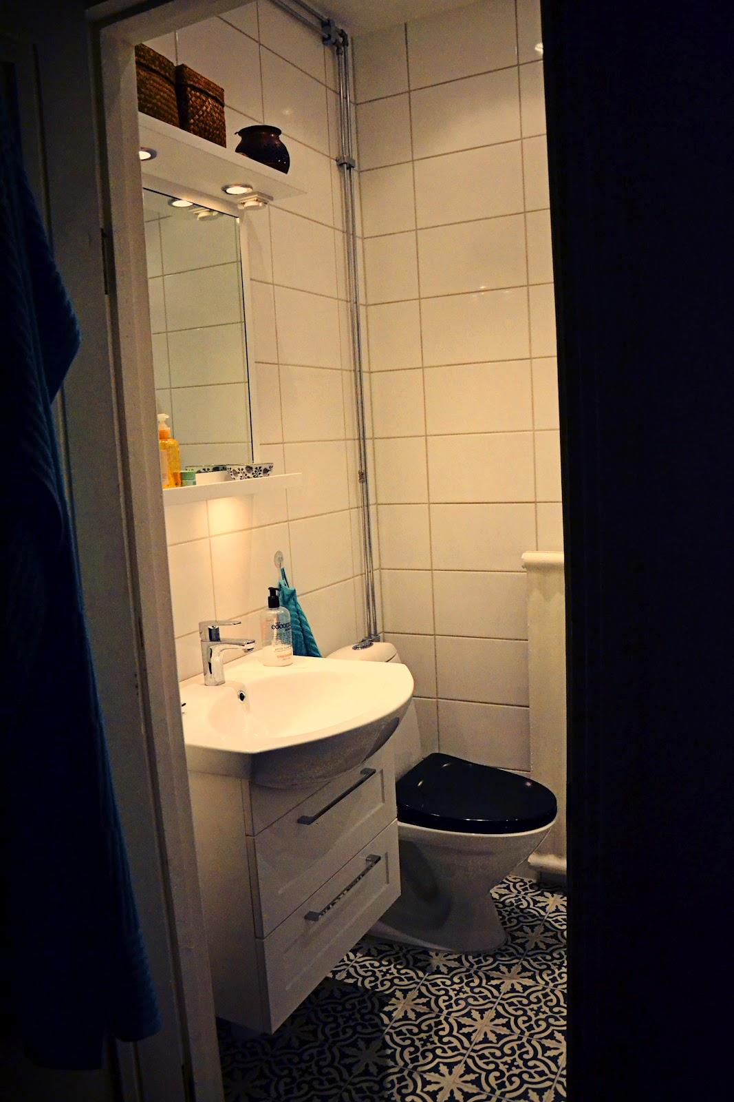 Caisa's inspiration: mitt nya badrum!