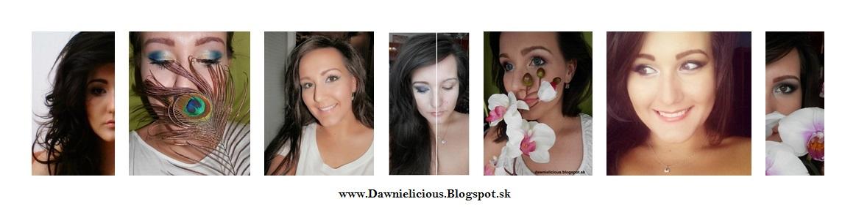DAWNIElicious - Krása, kozmetika a dobré jedlo