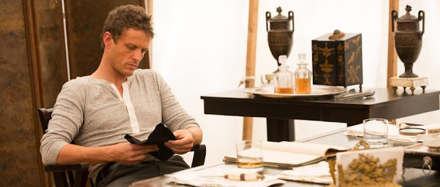 David Lyons in Revolution as Monroe