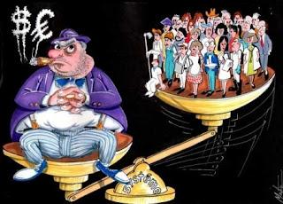 Austérité pour le plus grand nombre, largesses pour les privilégiés dans ECONOMIE ISF2