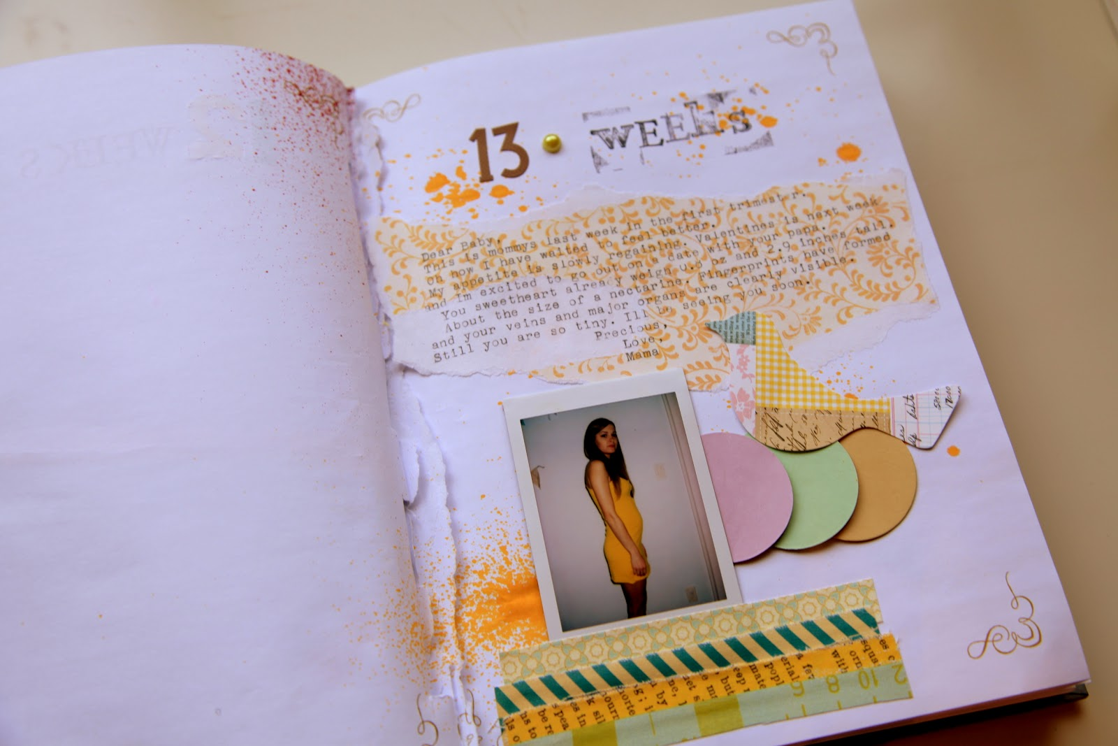 Pregnancy Journal Scrapbook Ideas Pregnancy Journal Scrapbook