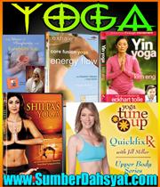 dvd tutorial belajar yoga yang benar